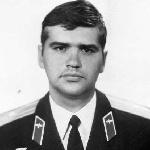 майор Александров А. С., 28 лет