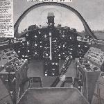 Кабина самолёта МиГ-17