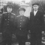 Санаторий Моршан, 1953 г.