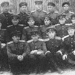 Служба в УМВД. Онищенко А. П. - нижний ряд крайний справа