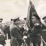 Апрель 1975 года. Теперь мы - Борисоглебское высшее военное авиационное ордена Ленина Краснознамённое училище лётчиков им. В. П. Чкалова!