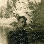 Сиверская, 1951 г. На р. Оредеж