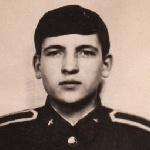Курсант Фомичев
