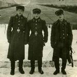 Бученов, Калинин, Веремеенко