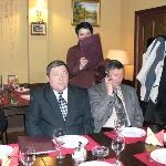 Это со встречи по поводу МАКС-2007 23.12.06: Одинцов, Сологуб, Фаустов