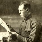 На память из Даурии, когда служил. 25.10.1939 г.