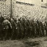 1940 год, август. Борисоглебская авиашкола