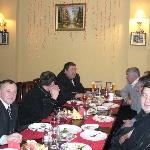 На переднем плане Базулин, Козочкин