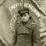 1947 год. У развернутого знамени части