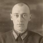 1940 (?). Курсант Борисоглебской военной школы лётчиков
