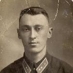 1938. Начальник штаба аэроклуба
