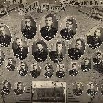 Аэроклуб. 1938. Первый выпуск пилотов Борисоглебского аэроклуба