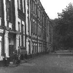 Здание полковой казармы