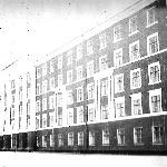 Фасад здания УЛО училища