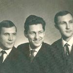 Среди выпускников Московского института инженеров транспорта, 1966 год