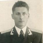 Во время службы в Грозном. 1956 год