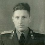 1949 год, выпускная фотография