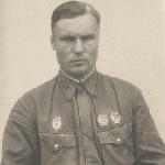 Лейтенант Манохин А.Н. - 10.10.1942 г.