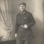 Курсант в Борисоглебске - 02.04.1940 г.