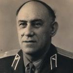 Подполковник запаса Левашев Сергей Сергеевич. 1968 год