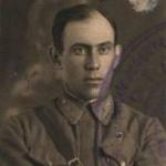 Инструктор Борисоглебской ВШЛ Левашев С. С.. 1938 год