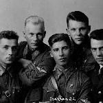 2 октября 1940 г. Сослуживцы