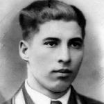 Бондаренко Василий Андреевич, 1940 год