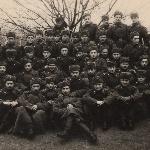 Три групповые фотографии курсантов выпуска 1954 года прислал Углов В. Н., выпускник 1977 года, сын выпускника 1954 года Углова Николая Ивановича