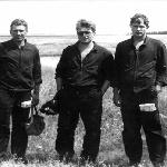 Синкевич Валерий, ст.л-т Грехов Александр Львович, Курлов Николай