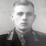 Лейтенант Никонов К. Н.
