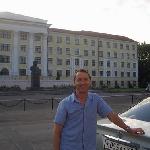 Борисоглебск, июль 2004 г.