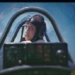 В полёте