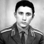 Курсант М. Чмыхов