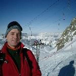 Австрия, январь 2003. Лучше гор могут быть только...