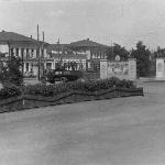 Центр города, Борисоглебск 1953 г.