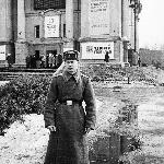 Апрель 1970 года, город Витебск. Молодой-зелёный, перед вызовом для поступления в училище.