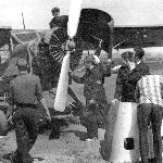 1967 год, город Белгород. АСК аэродрома Томаровка. Эта техника буксировала наши планера. Отсюда началась дорога в авиацию