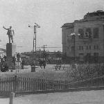Драм. театр им. Чернышевского, Борисоглебск 1953 г.