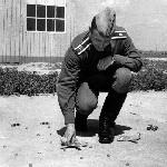 Пеший по летному. Аэродром Уварово, лето 1975 года
