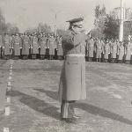 Начальник училища генерал-майор Михайлов В. С.