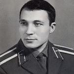 Курсант Иванов Геннадий