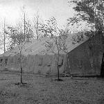 Эскадрильская палатка