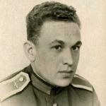 Курсант Щёголев В. Е.