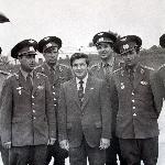 Владивосток, Угловое. 1980-1982 годы