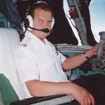 1990 год. Заместитель командира Сводного авиаотряда. Ташкент-Кабул.