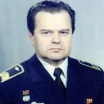 1985 г. Начальник лётного отдела транспортной авиации Тюменского управления ГА
