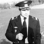 Тюмень, 1979 г. Командир 357-го лётного отряда (Ан-24, Ан-26, Як-40)