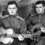 Бутурлиновка, январь 1958 г.  с  В.Лысенко