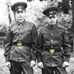 Н. Бутин и Б. Александров