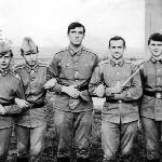Б. Александров, Г. Кравцов, В.Милешко, В.Макаров, А.Клименко